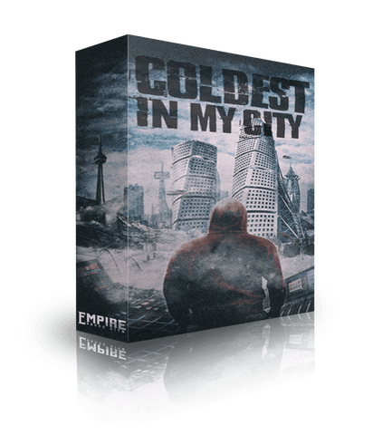 Coldest In My City - Trap MIDI & Loop Kit