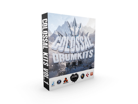 Colossal Drumkits Vol.1
