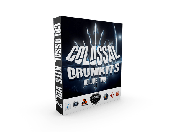Colossal Drumkits Vol.2