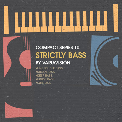 Strictly Bass - Bass Loops for House Music