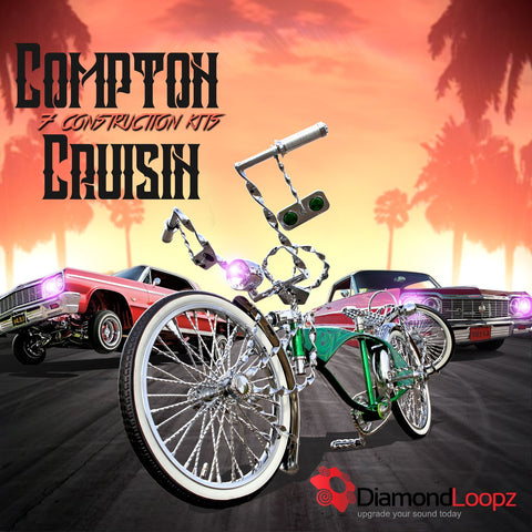 Compton Cruisin - West Coast Beats
