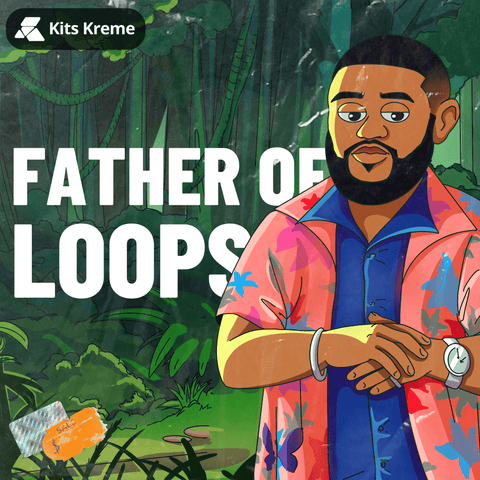 Father Of Loops - 30 Melodic Loops