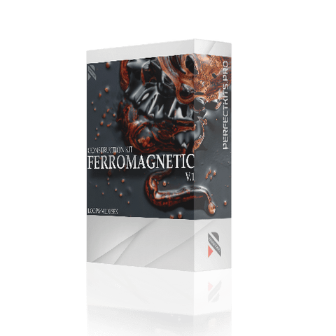 FerroMagnetic Vol.1 - Trap Beats Kit