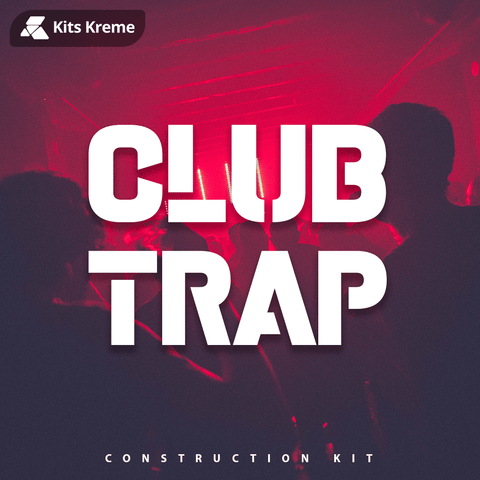 Club Trap - WAV Loops & Serum Presets