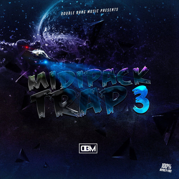 Trap MIDI Pack Vol.3