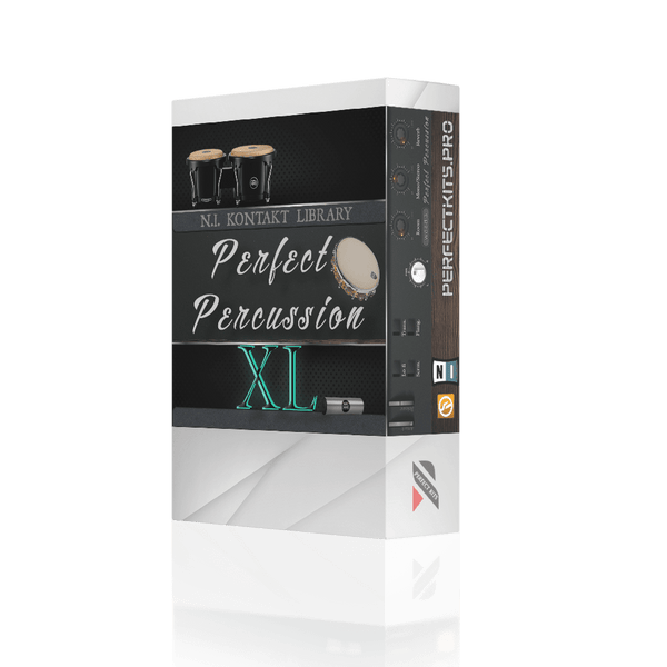 Perfect Percussion XL (Kontakt Library)