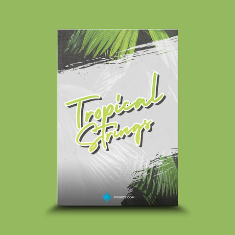 Tropical Strings - Multi-Genre Loop Set