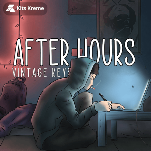 After Hours (Piano Loops) - Vintage Keys