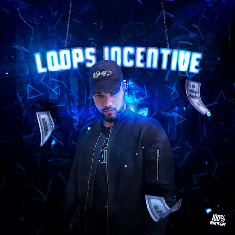 Loops Incentive - Trap Loops & Kontakt Library