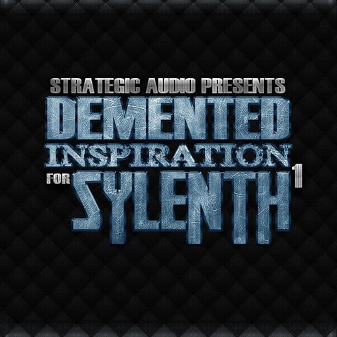 Demented Inspiration for Sylenth1 - 45 Presets for Electro House