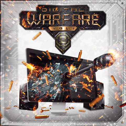 Digital Warfare Vol.1 - Construction Kit with Hook Beats