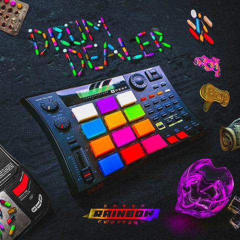 Drum Dealer: Rainbow Edition - Custom Drum Sounds