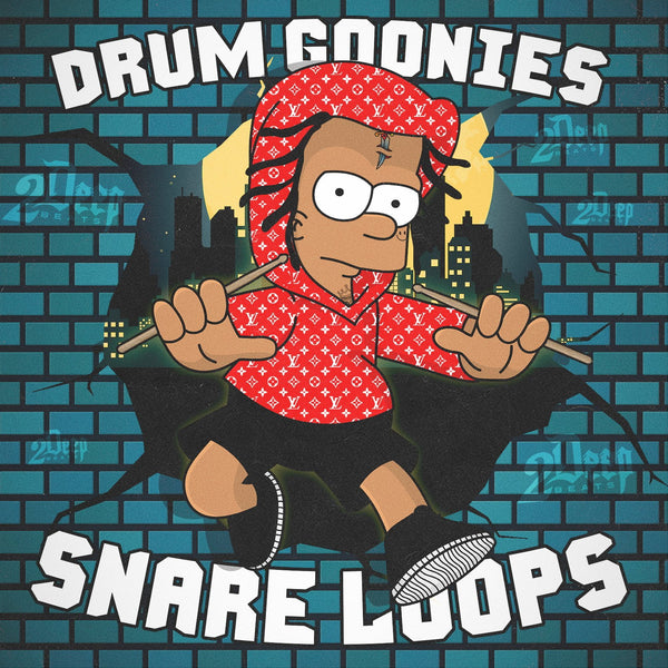 Drum Goonies: Snare Loop Edition