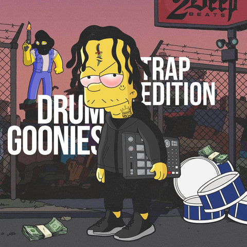 Drum Goonies (Trap Edition) - Trap Drums Kit