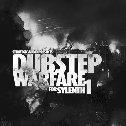 Dubstep Warfare for Sylenth1 - Preset Bank