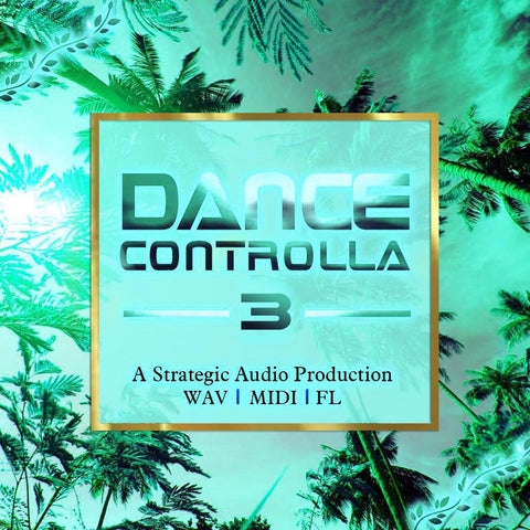 Dance Controlla 3 - West Indian & African Grooves