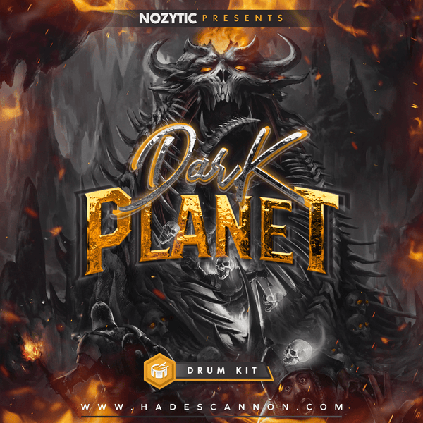 Dark Planet Drum Kit