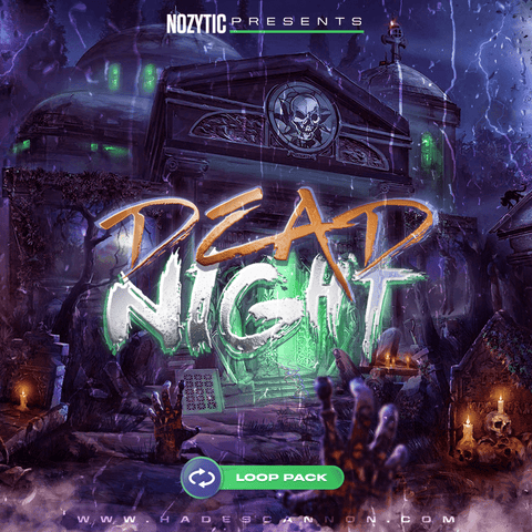 Dead Night (Loop Pack) - 20 Creepy Compositions