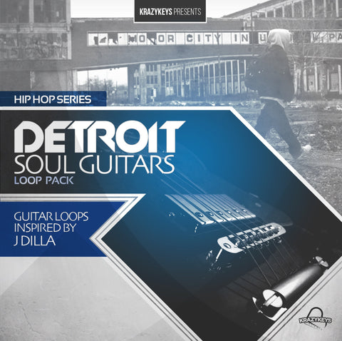 Detroit Soul Guitars - Loop Pack