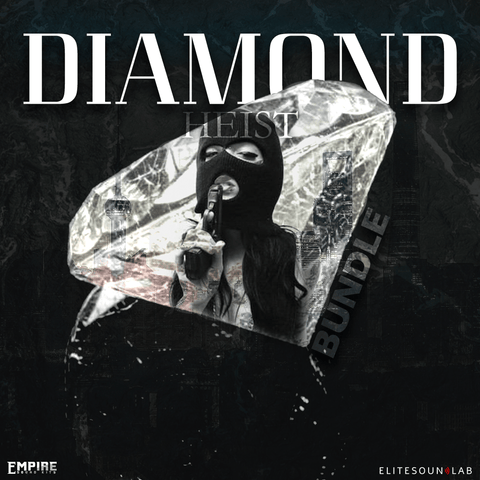 Diamond Heist Bundle - 200 Loops & MIDI Files