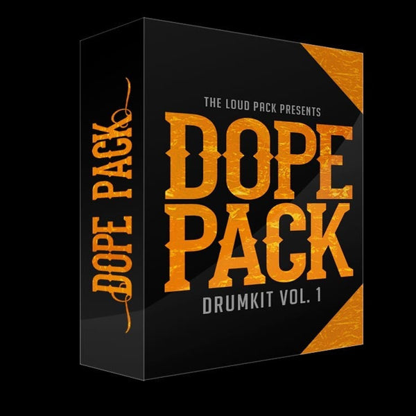 Dope Pack Drum Kit