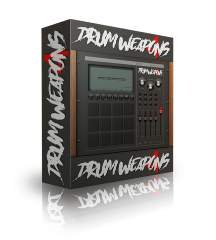 Drum Weapons 4 VST - Hip Hop Drum Plugin