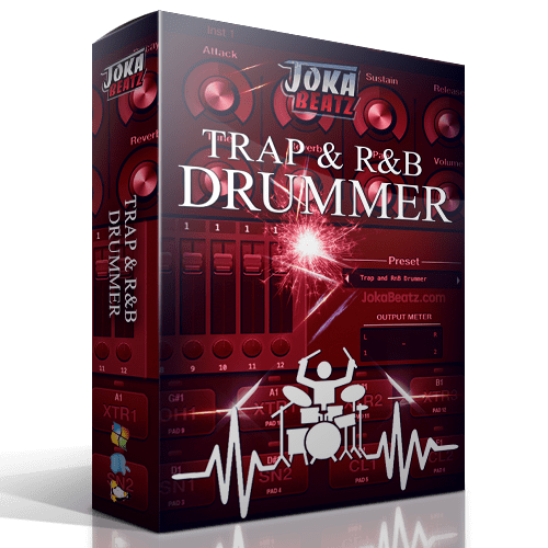 Trap & R&B Drummer VST
