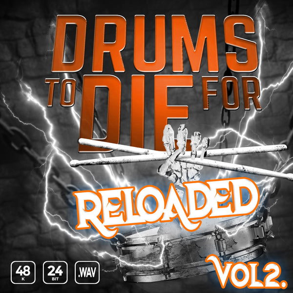 Drums To Die For Reloaded Vol. 2