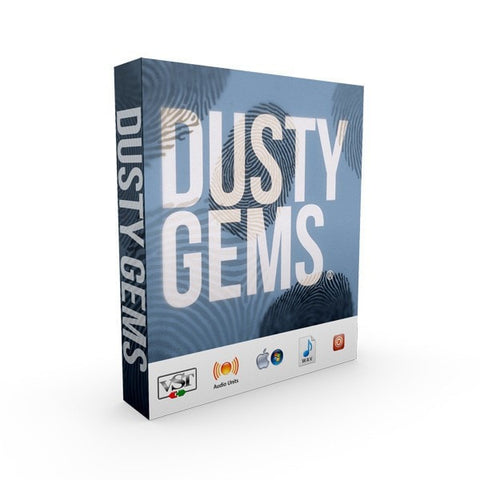 Dusty Gems VSTi AU WAV (PC/Mac)