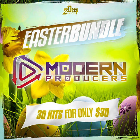 EASTER BUNDLE 2019 - 30 Best-Selling Producer Kits for $30