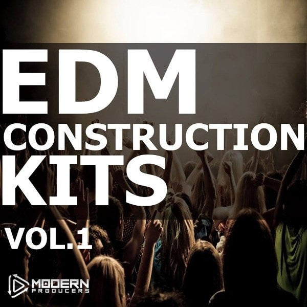 EDM Construction Kits Vol.1