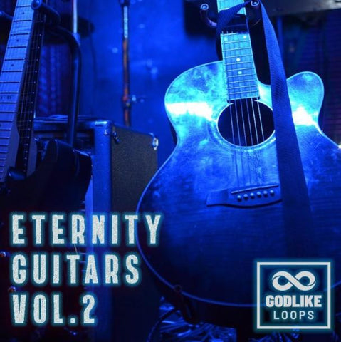 Eternity Guitars 2 - 20 Guitar Loops