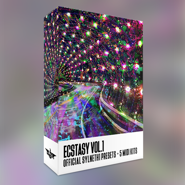 Ecstasy Vol.1 (Sylenth1 Preset Bank)