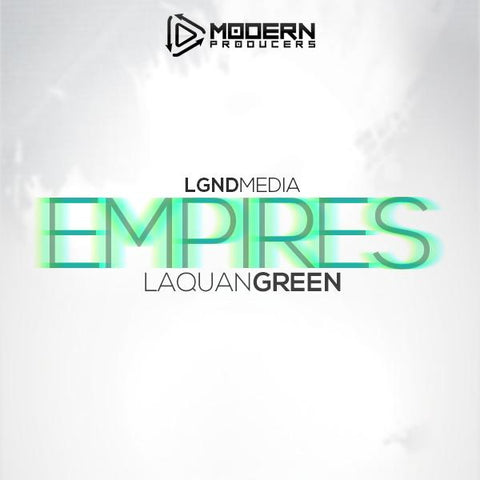 Empires: Laquan Green - Construction Kits with Hooks