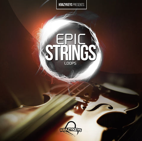 Epic Strings (Loop & MIDI Pack)