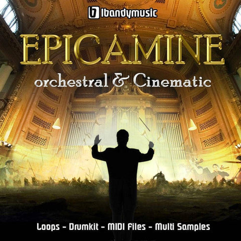 Epicamine: Orchestral & Cinematic (Samples & Loops)