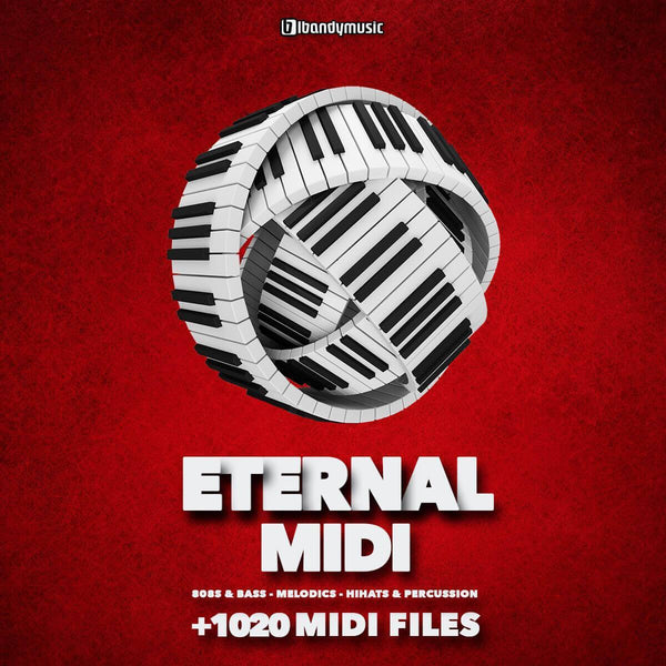 ETERNAL MIDI (1000+ MIDI Files)