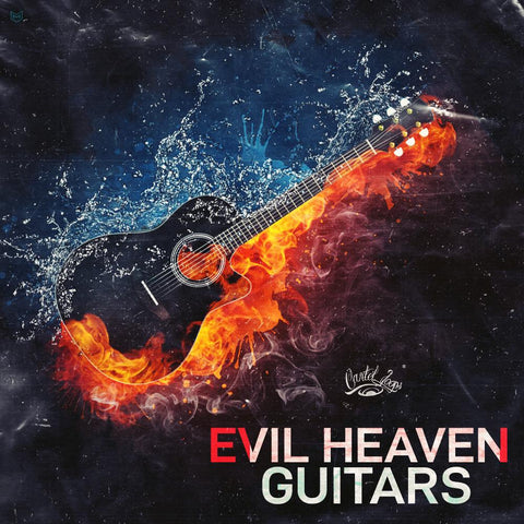 Evil Heaven (Guitar Sample Pack) - Acoustic & Electric Guitars