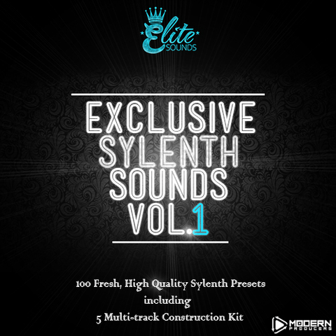 Exclusive sylenth sounds vol 1 by elite sounds
