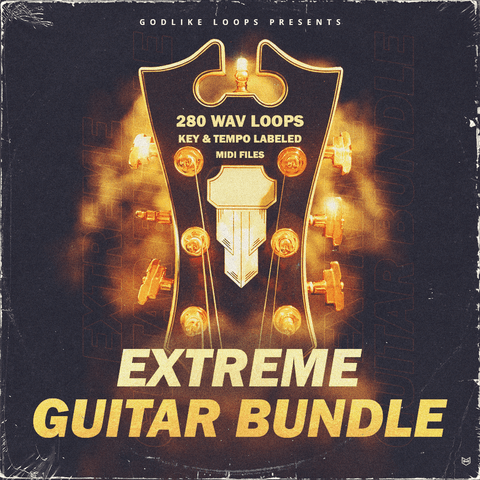Extreme Guitar Bundle