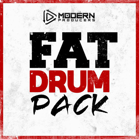 FAT Drum Pack - Hip Hop Drums