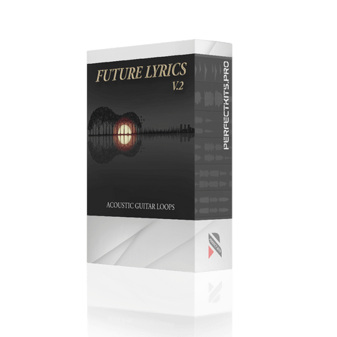 Future Lyrics 2 (Guitar Samples) - Acoustic & Electric