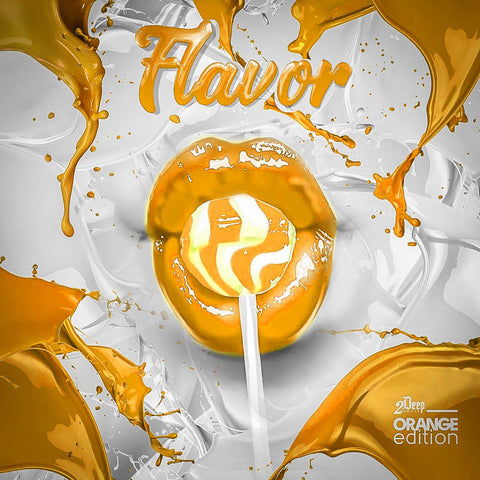 Flavor: Orange Edition - Commercial Sample Pack