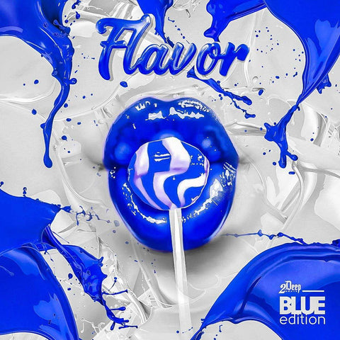 Flavor: Blue Edition - Hip Hop Beats with Pop Vocals