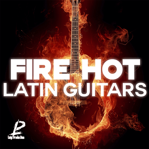 Fire Hot Latin Guitars - Guitar Loops
