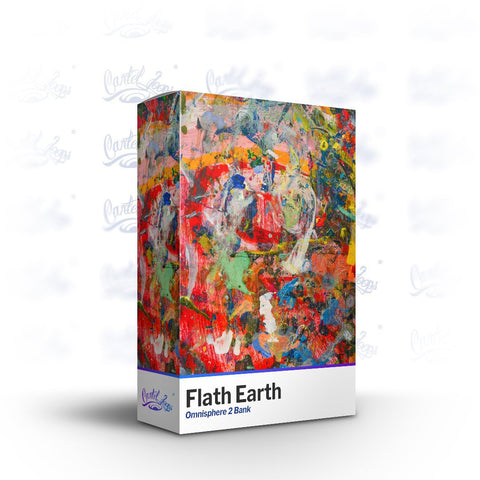 Flat Earth (Omnisphere 2 Library) - 50 Custom Patches
