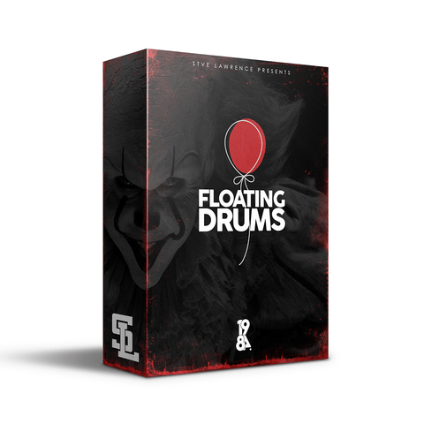 Floating Drums (Exclusive Drumkit)