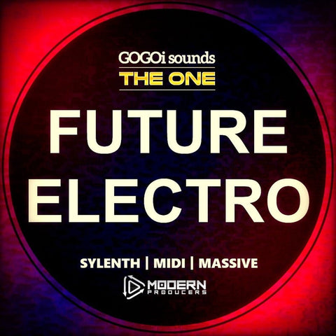 Future Electro (MIDI, Massive & Sylenth1 Kit)