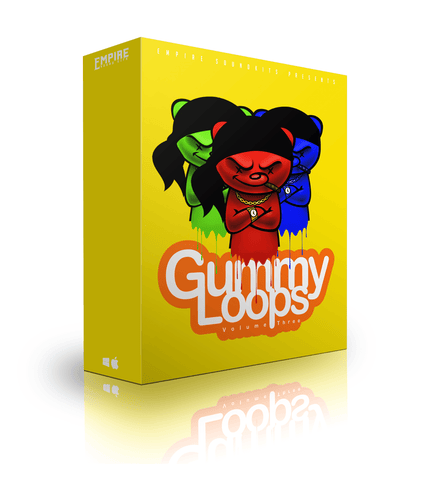 Gummy Loops Vol.3 - Beats by Gummy Beatz