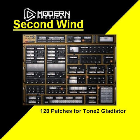 Gladiator - Second Wind (Tone2 Gladiator Presets)